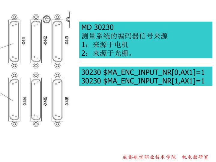 MD 30230
