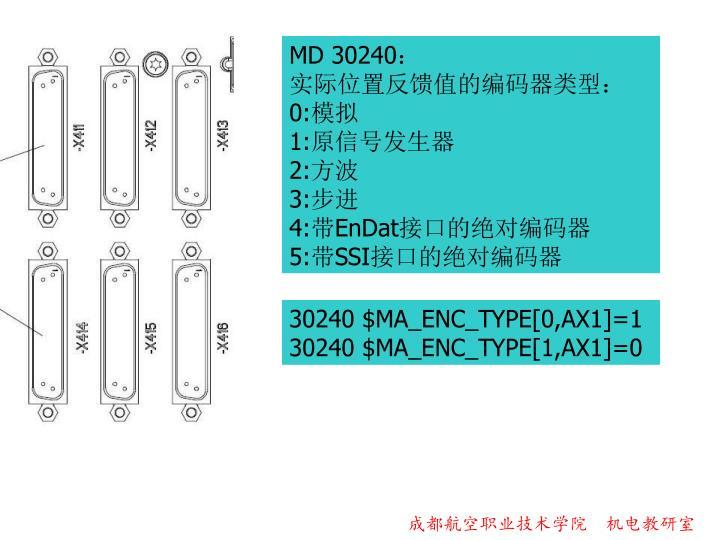 MD 30240: