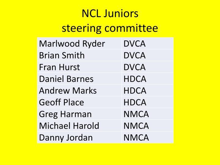 NCL Juniors