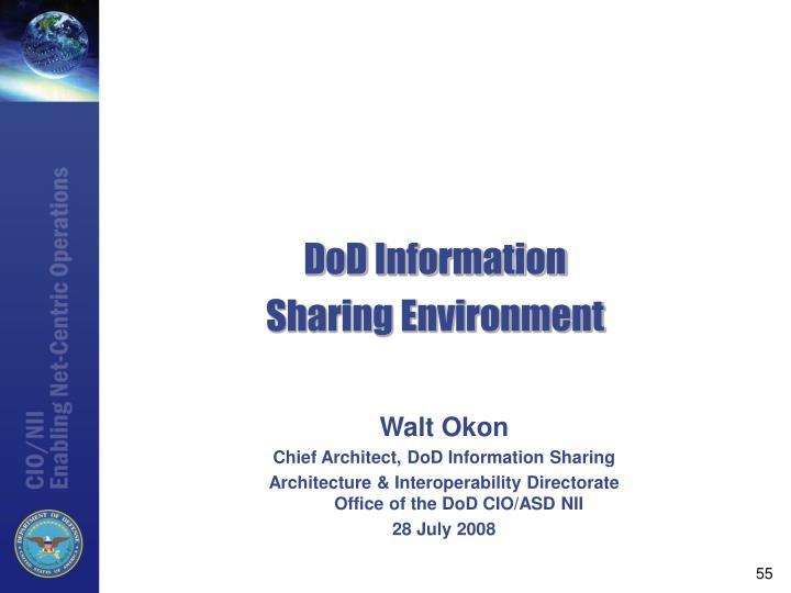 DoD Information