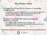 the project aims1