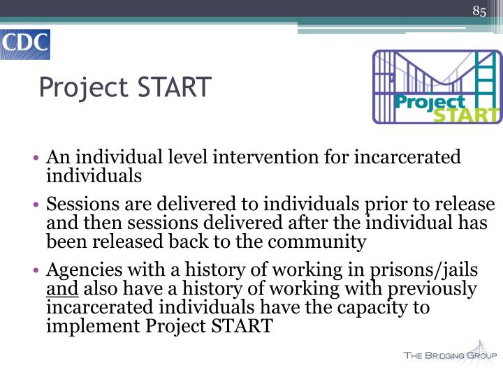 Project START