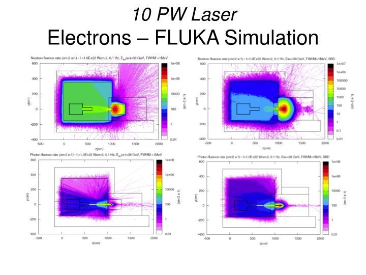 10 PW Laser
