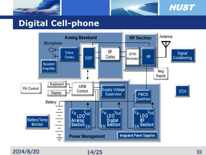 Digital Cell-phone
