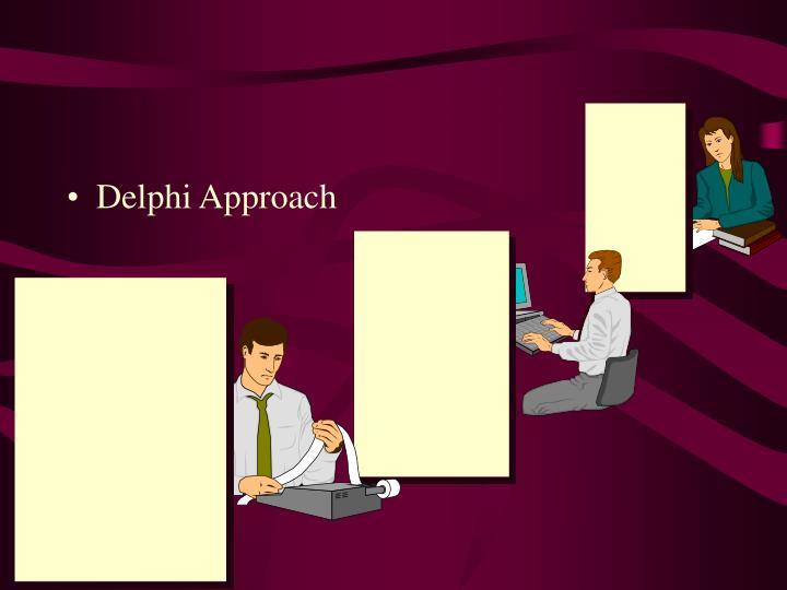 Delphi Approach