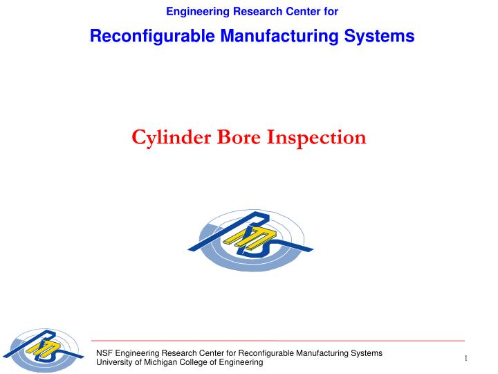 Cylinder Bore Inspection