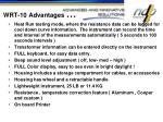wrt 10 advantages2