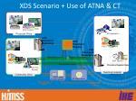 xds scenario use of atna ct