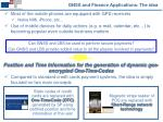 gnss and finance applications the idea