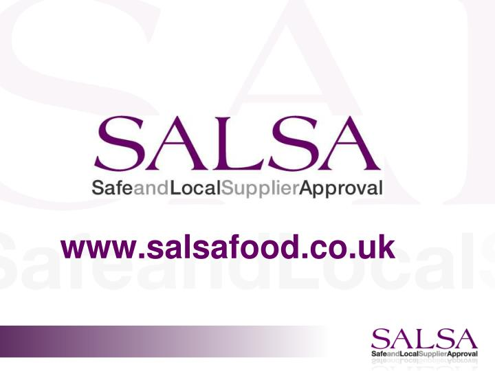 www.salsafood.co.uk