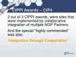 cippi awards cip4