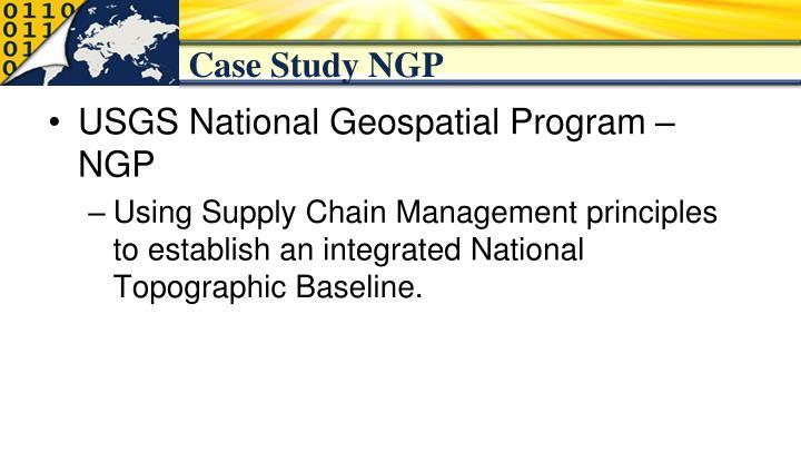 Case Study NGP