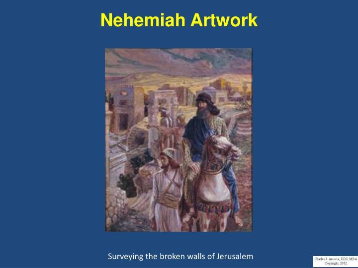 Nehemiah Artwork