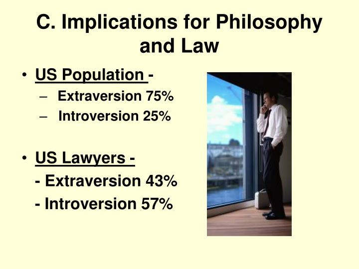 C. Implications for Philosophy and Law