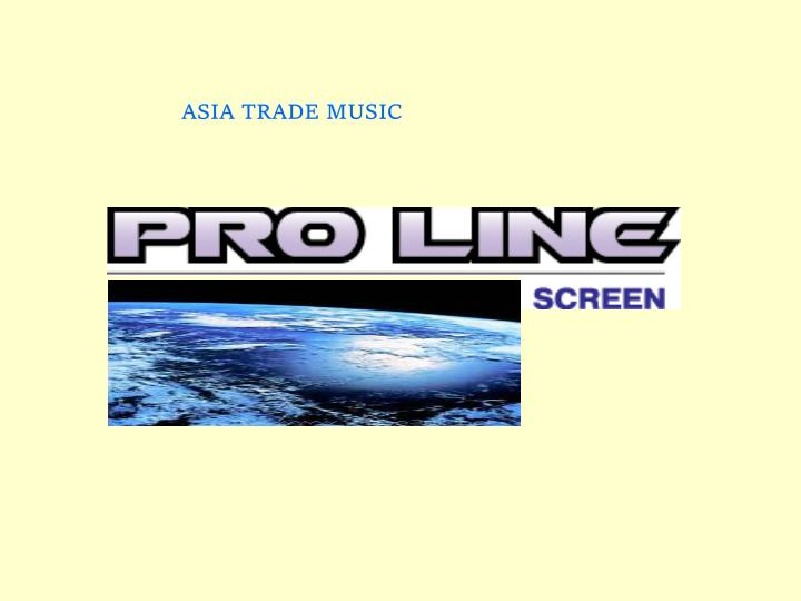 ASIA TRADE MUSIC