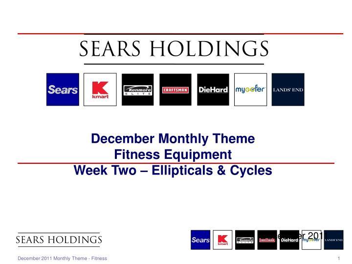 December Monthly Theme