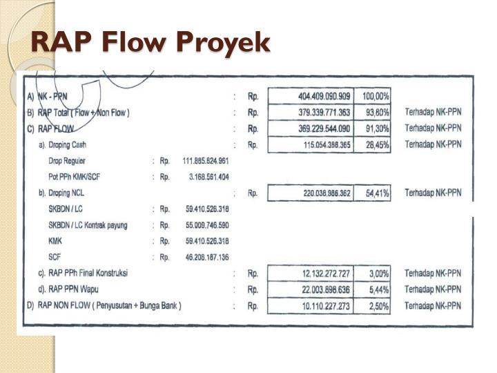 RAP Flow