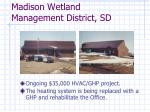 madison wetland management district sd