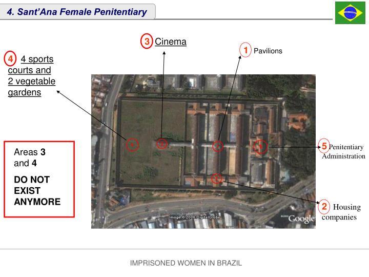 4. Sant'Ana Female Penitentiary