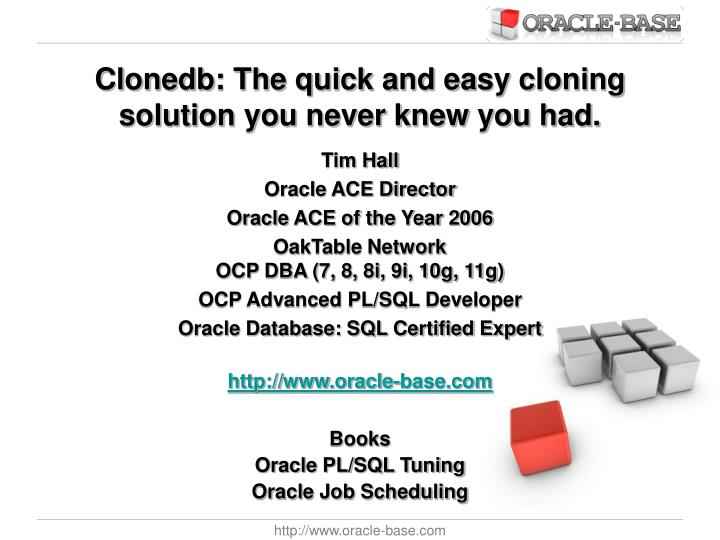 clonedb the quick and easy cloning solution you never knew you had