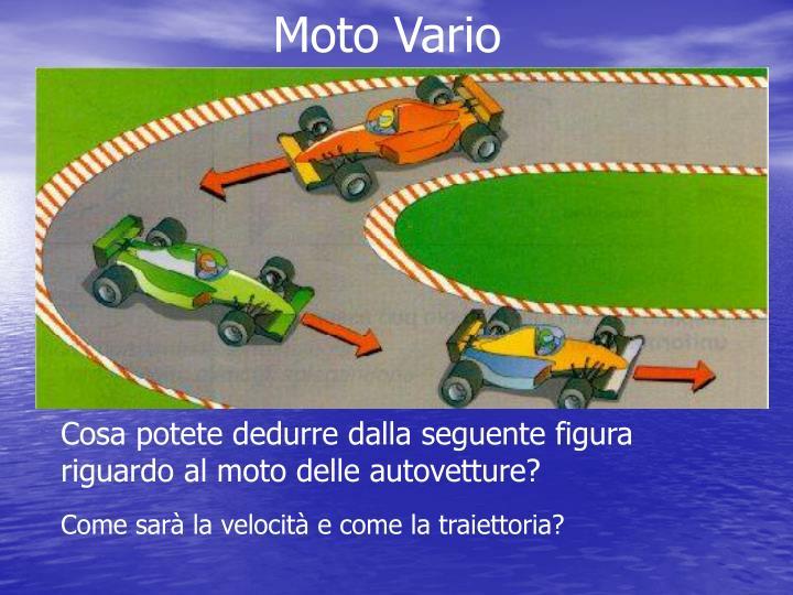 Moto Vario