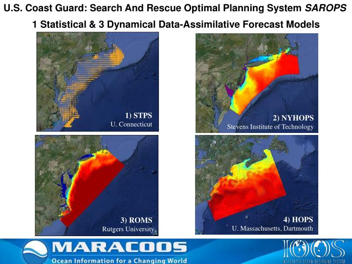 U.S. Coast Guard: Search And Rescue Optimal Planning System