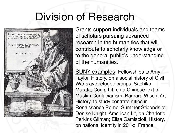 Division of Research