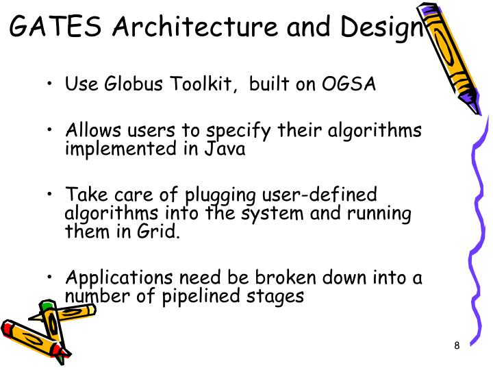 GATES Architecture and Design