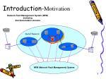 introduction motivation1