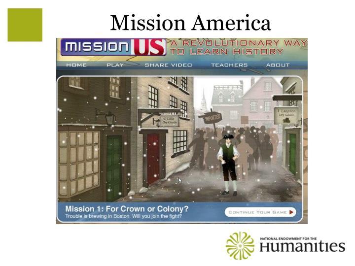 Mission America