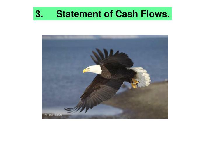 3.Statement of Cash Flows.