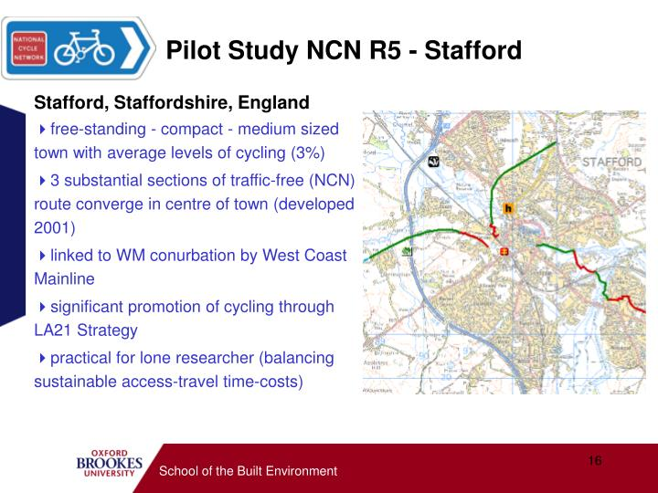 Pilot Study NCN R5 - Stafford