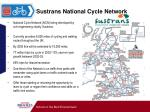 sustrans national cycle network