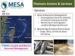 thematic actions services1