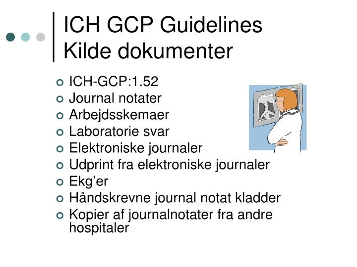 ICH GCP Guidelines