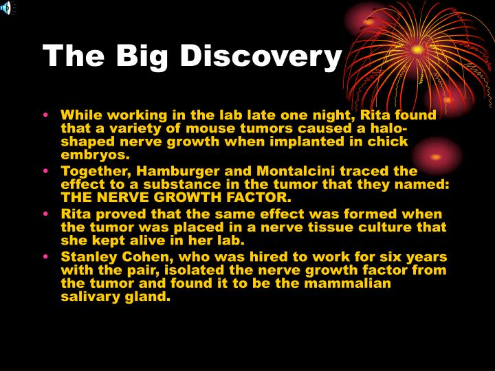 The Big Discovery