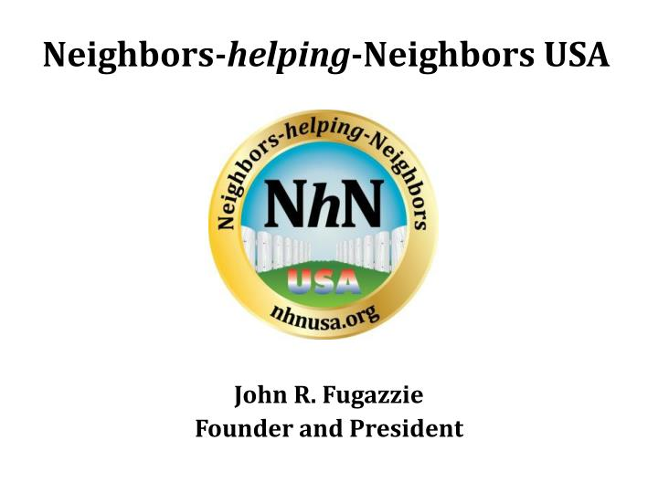 Neighbors-