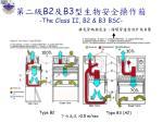 b2 b3 the class ii b2 b3 bsc