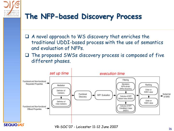 The NFP-based Discovery Process