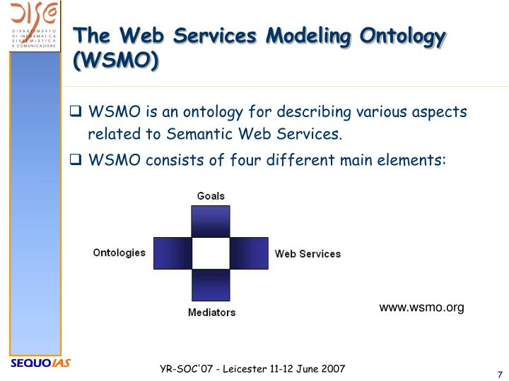 The Web Services Modeling Ontology (WSMO)
