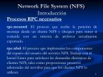 network file system nfs introducci n3