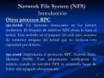 network file system nfs introducci n4