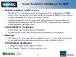 future scalability challenges for ngf