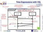 time expressions with vsl
