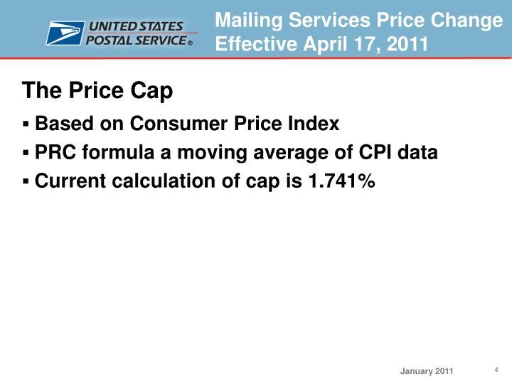 The Price Cap