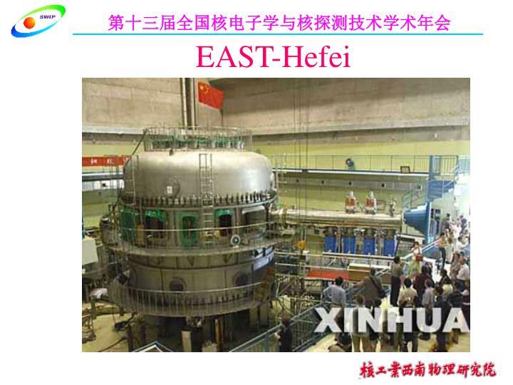 EAST-Hefei