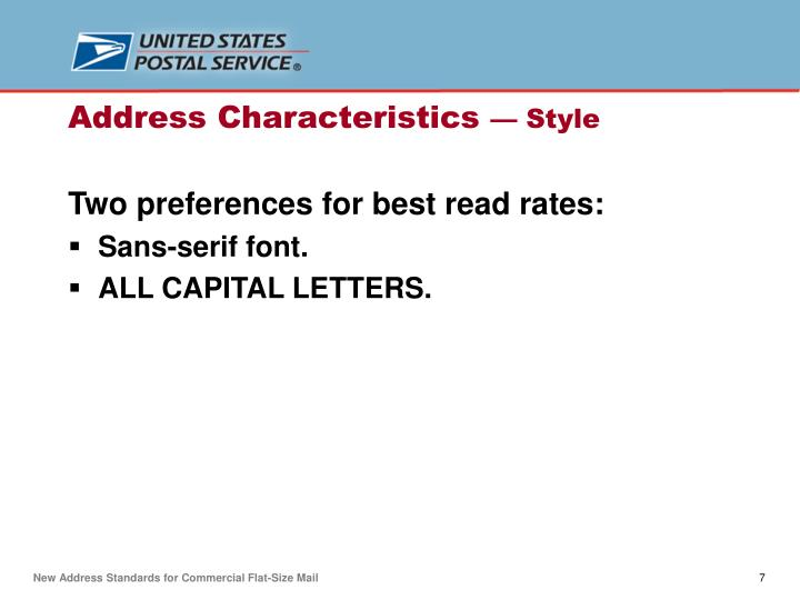 Two preferences for best read rates: