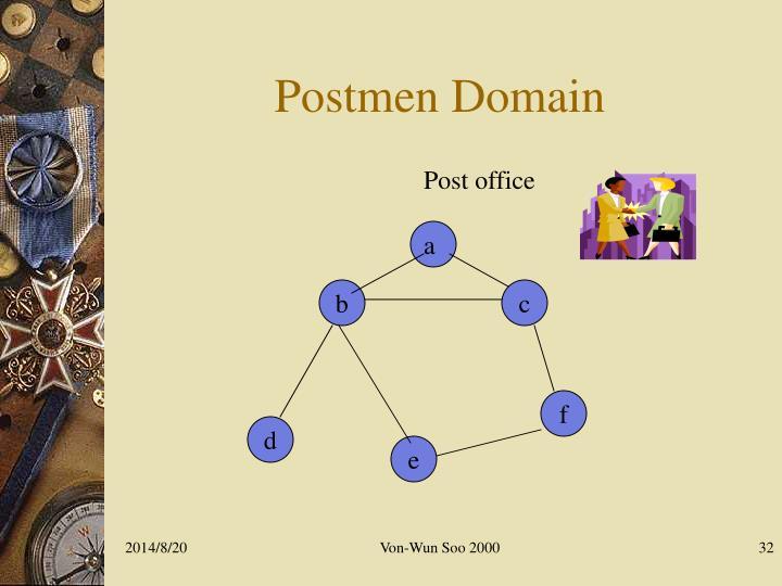 Postmen Domain