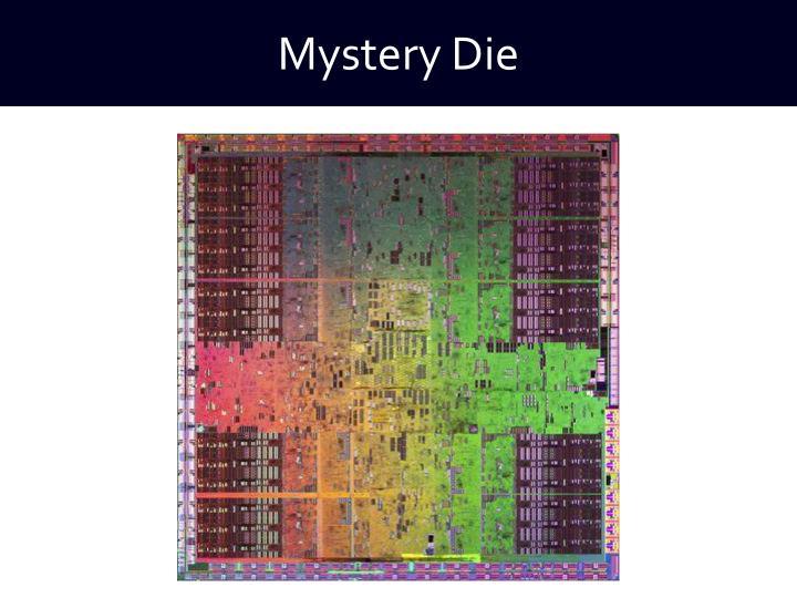 Mystery Die
