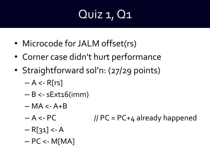Quiz 1, Q1
